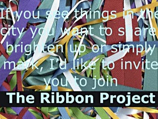 Still from The Ribbon Project